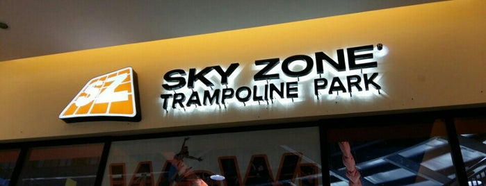 Sky Zone is one of Lugares favoritos de Gio.