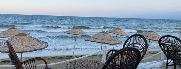 Beyaz Ev Beach is one of ben😎さんのお気に入りスポット.