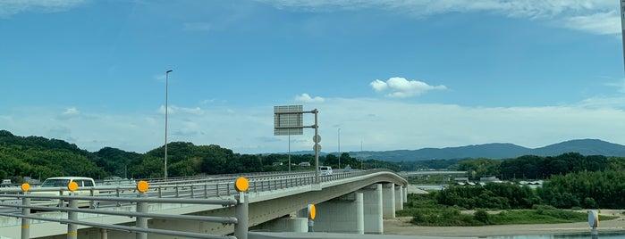 木津川橋 is one of สถานที่ที่ Shigeo ถูกใจ.