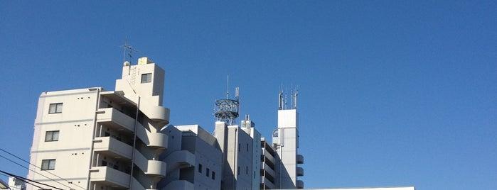 Sangō Station is one of East Nagoya.