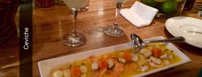 Panca Cebiche Bar is one of NYC.