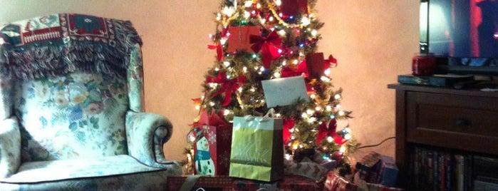 Christmas Wonderland is one of สถานที่ที่บันทึกไว้ของ Michelle.