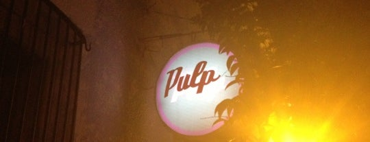 Pulp Bar is one of Querétaro :).