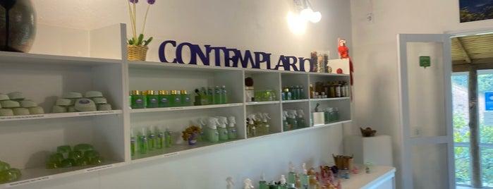 Contemplário is one of Cunha.