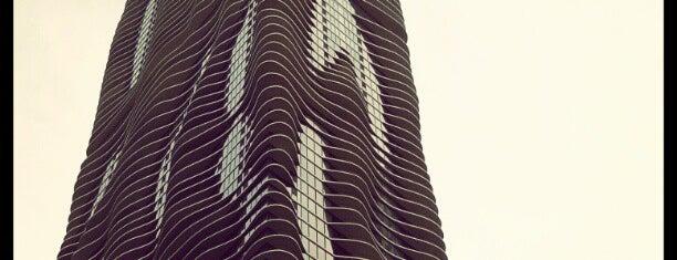 Aqua Condominiums is one of Chicago Attractions.
