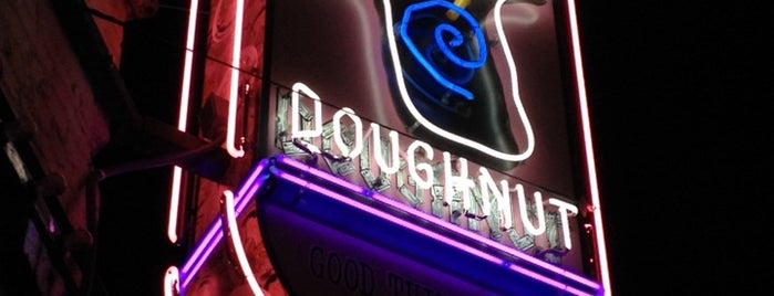 Voodoo Doughnut is one of Alex & Caitlin's Wedding Week Spectacular!.