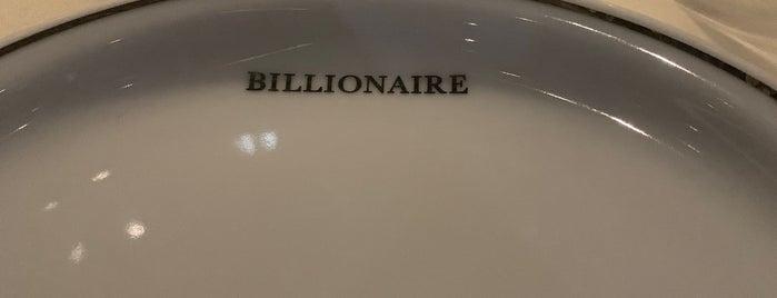 Billionaire is one of MVi.
