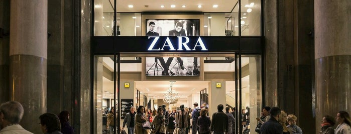 Zara is one of Begoさんのお気に入りスポット.