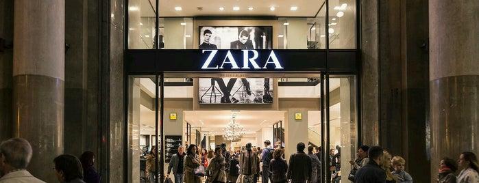Zara is one of Posti che sono piaciuti a Bego.