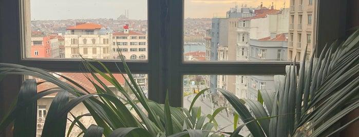 Beyoğlu Belediyesi Başkanlığı is one of Orte, die Aylin gefallen.