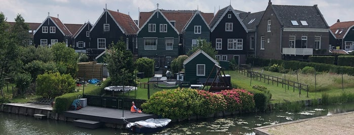 Marken is one of AMS.