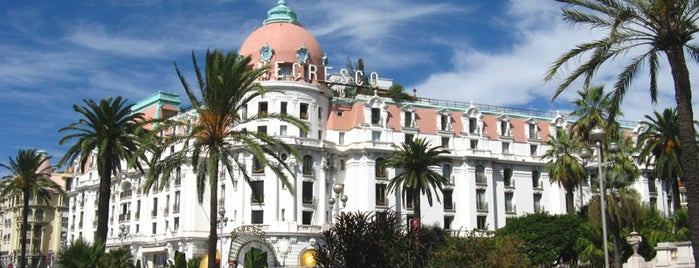 Le Negresco is one of Hotels & Casinos.