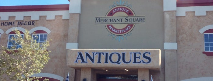Merchant Square is one of Friends' Suggestions.
