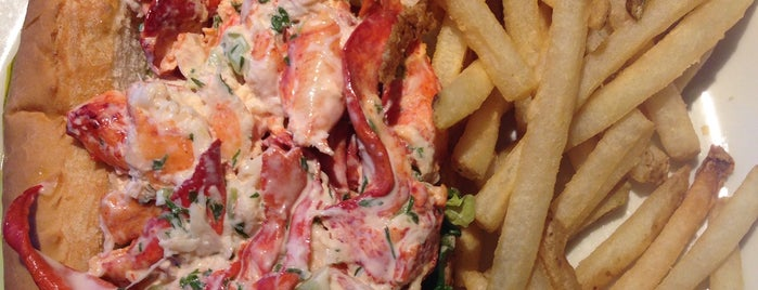 Brax Landing Restaurant is one of Ultimate Summertime Lobster Rolls.
