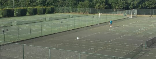 Wimbledon Park Tennis Courts is one of London1.
