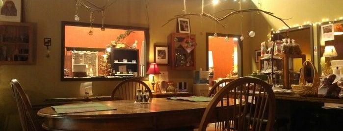 Mooseberry Cafe is one of Best Vegan Eats in Rochester.