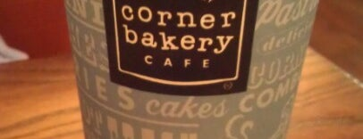 Corner Bakery Cafe is one of Foods.