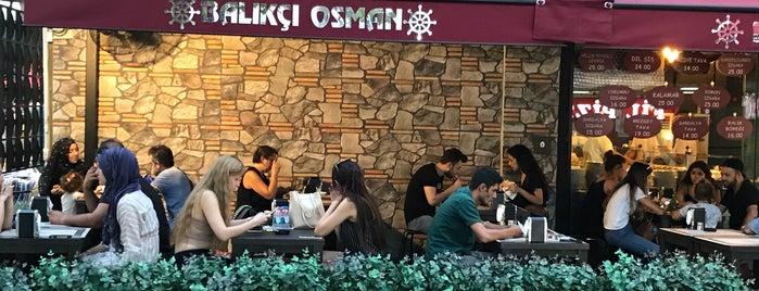 Balıkçı Osman is one of Lugares favoritos de Gözde.