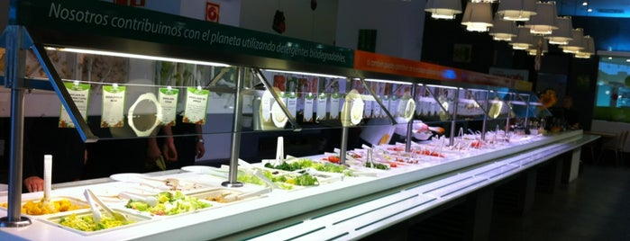 Salad & Co. is one of Madrid FoodDrink.