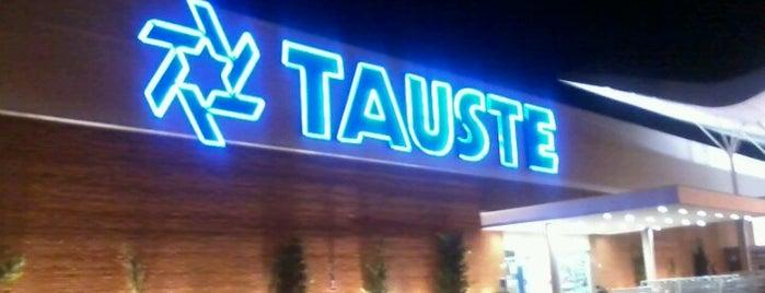 Tauste is one of Tempat yang Disukai Adriano.