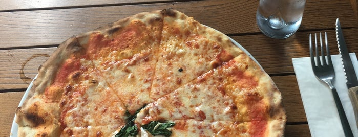 Pizzeria Il Pellicano is one of Istanbul.