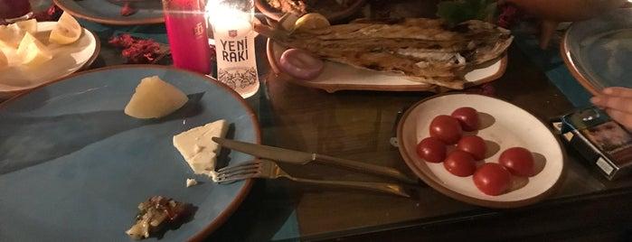 Morfoz Balık Restaurant is one of Turkey.