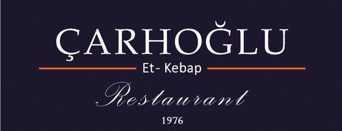 Çarhoğlu Restaurant is one of Karşıyaka, İzmir.