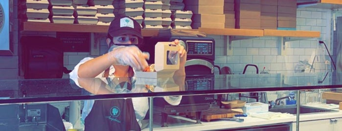 Angelina Bakery is one of NYC.