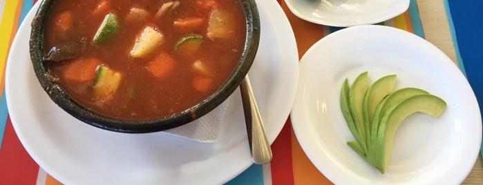 El Canuta Cocina Mexicana & Bar is one of Lugares guardados de Pamela.