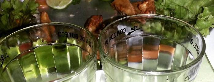 Trairas Do Toninho Beer's is one of The Best Food.