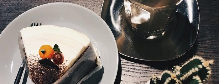 Café Louise is one of Om Nom Nom.
