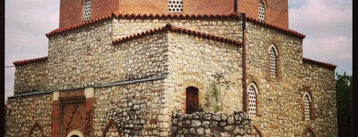 Malkocs Bej dzsámija is one of Pécs, Harkány, Villány.