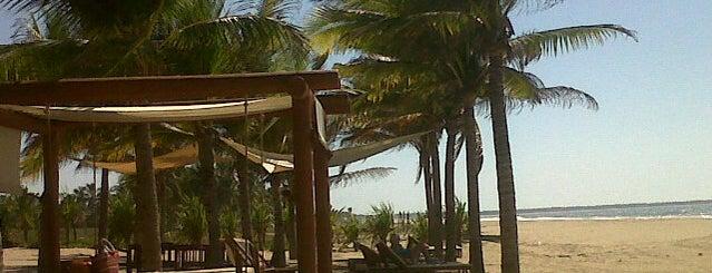 Playa Blanca is one of Foráneos Mex 🚘✈️.