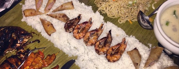 Captain A's Seafood Grill is one of CEBU PI.