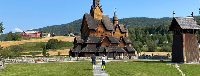 Heddal stavkirke is one of Norway 18 🇳🇴.