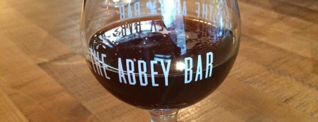 The Abbey Bar is one of To Do - Portland.