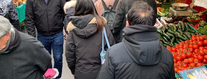 Marché de Belleville is one of Feiras Livres em Paris.