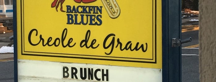 Backfin Blues Creole de Graw is one of Coleさんのお気に入りスポット.