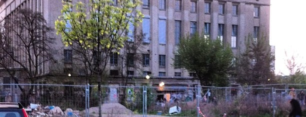 Berghain is one of Berlin Nightlife.