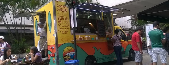 DA PRAIA Food Truck is one of Tempat yang Disukai Guilherme.