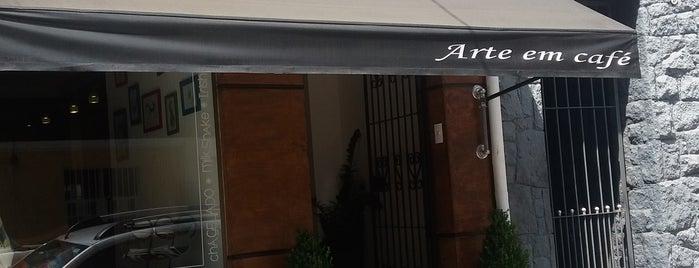Latte'liê Arte Em Café is one of Posti che sono piaciuti a Sandra.