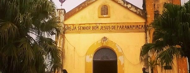 Igreja N. S. Bom Jesus de Paranapiacaba is one of Posti che sono piaciuti a Sandra.
