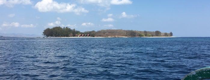GILI NANGGU is one of Tempat yang Disukai Jose.