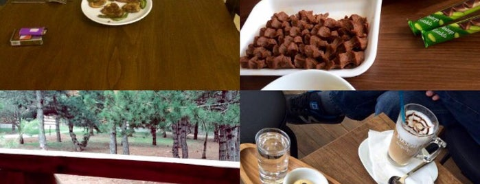 Spil Dağı Milli Parkı Orman Köşkleri is one of Umay 님이 좋아한 장소.