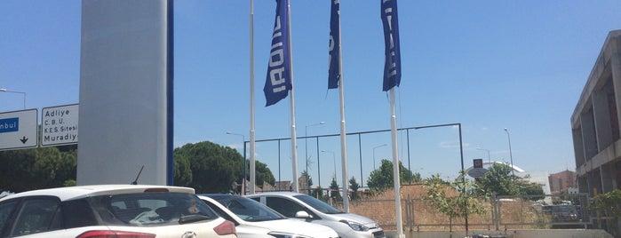 Hyundai Mesir Plaza is one of Locais curtidos por Nilüfer Halil.