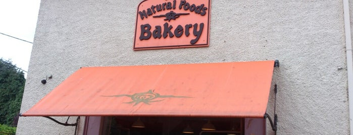 The Natural Foods Bakery is one of To do list: Cork.