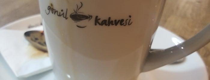 Gönül Kahvesi is one of Locais curtidos por Derin.
