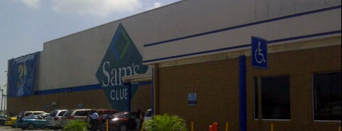 Sam's Club is one of Tempat yang Disukai Ismael.