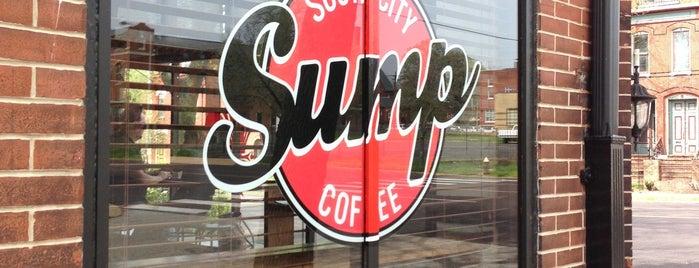 Sump Coffee is one of Hot List 2013 Winners.