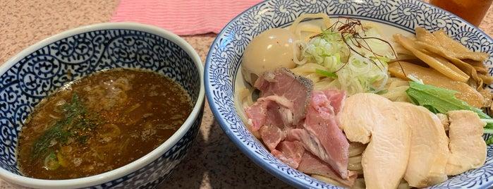麺処 かつ善 is one of Locais curtidos por Kt.